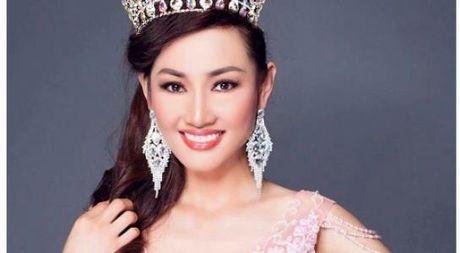 Tracy Hang Nguyen dai dien Viet Nam du thi 'Hoa hau quy ba the gioi' - Anh 1