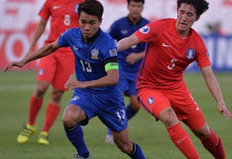 HLV Thai Lan tu chuc sau tham bai tai VCK U.19 chau A - Anh 2
