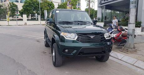 Co gi ben trong dong xe Nga UAZ Patriot - mau SUV 'toi gian' nhat o Viet Nam - Anh 3