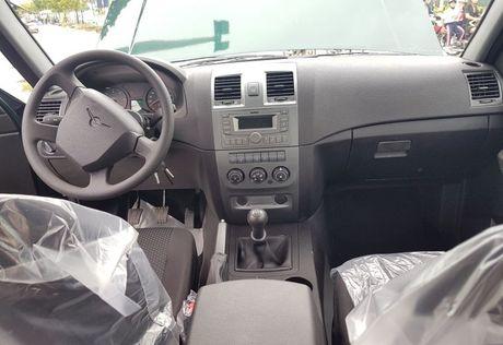 Co gi ben trong dong xe Nga UAZ Patriot - mau SUV 'toi gian' nhat o Viet Nam - Anh 6