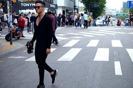 Loat fashionista Viet 'oanh tac' Seoul Fashion Week 2017 - Anh 10