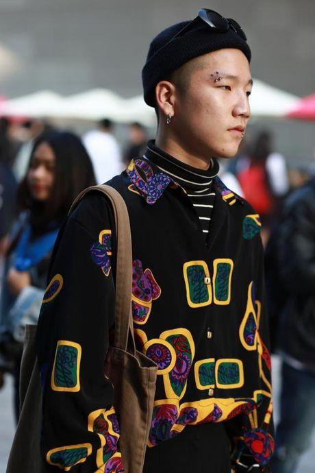 Loat fashionista Viet 'oanh tac' Seoul Fashion Week 2017 - Anh 15