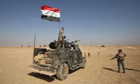 Iraq du bao mat 2 thang de tai chiem Mosul tu tay IS - Anh 1