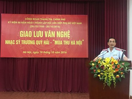 Thanh tra Chinh phu ky niem Ngay Thanh lap Hoi Lien hiep Phu nu Viet Nam - Anh 1