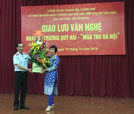 Thanh tra Chinh phu ky niem Ngay Thanh lap Hoi Lien hiep Phu nu Viet Nam - Anh 2