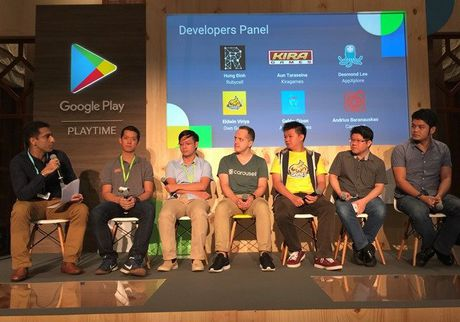 Google ho tro cac nha phat trien ung dung Dong Nam A - Anh 1