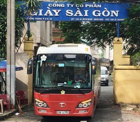 Cong ty co phan giay Sai Gon: 'Xe thit' dat vang cho thue trai phep - Anh 1