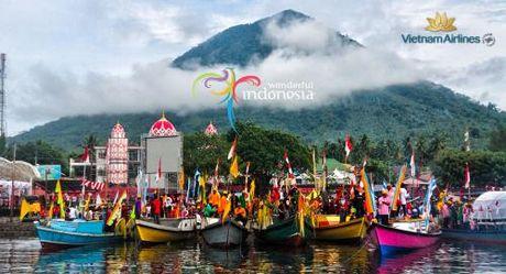 Den Indonesia voi muc gia uu dai tu Vietnam Airlines - Anh 1
