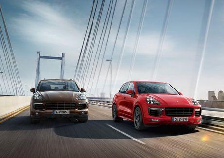 Porsche Viet Nam mang dan xe hung hau toi VIMS 2016 - Anh 5