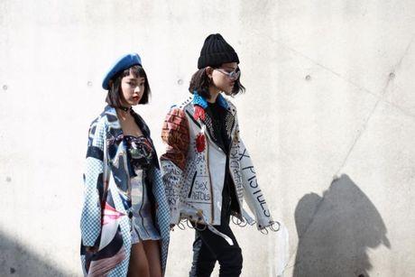 Chau Bui - Cao Minh Thang 'cuc net' trong top mac dep tren tap chi Vogue - Anh 2