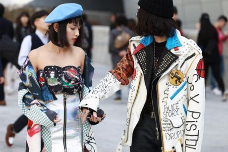 Chau Bui - Cao Minh Thang 'cuc net' trong top mac dep tren tap chi Vogue - Anh 4