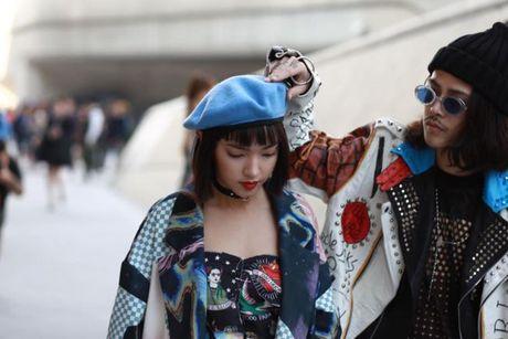 Chau Bui - Cao Minh Thang 'cuc net' trong top mac dep tren tap chi Vogue - Anh 6