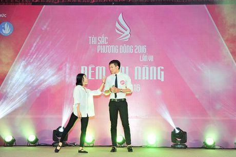 Dan trai xinh gai dep quy tu trong dem Tai nang 'Tai sac Phuong Dong lan VII nam 2016' - Anh 10