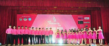Dan trai xinh gai dep quy tu trong dem Tai nang 'Tai sac Phuong Dong lan VII nam 2016' - Anh 13