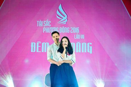 Dan trai xinh gai dep quy tu trong dem Tai nang 'Tai sac Phuong Dong lan VII nam 2016' - Anh 3