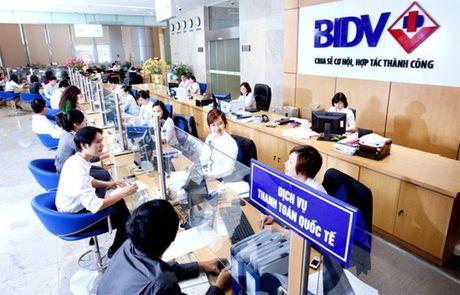 BIDV tiep tuc giam lai suat cho vay ngan han bang VND - Anh 1
