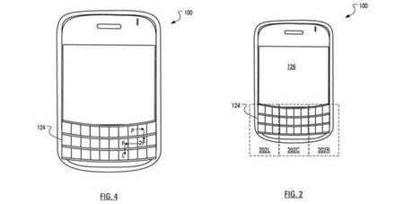 Dien thoai Blackberry co the su dung ban phim cam ung de mo khoa thiet bi - Anh 2
