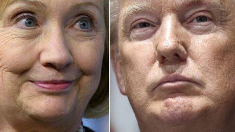An theo 'Trump-Clinton', cong nghe xem tuong len ngoi - Anh 1