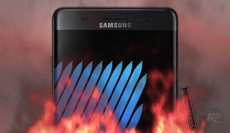 Samsung bi cao buoc dung tien 'lap liem' mot vu Note 7 no o Trung Quoc - Anh 1