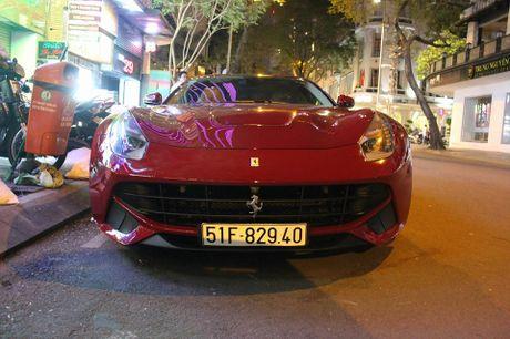 Cuong Do La mua sieu xe Ferrari F12 Berlinetta - Anh 3
