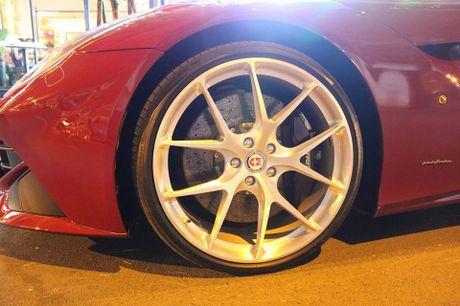 Cuong Do La mua sieu xe Ferrari F12 Berlinetta - Anh 5