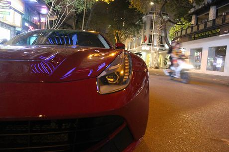 Cuong Do La mua sieu xe Ferrari F12 Berlinetta - Anh 6