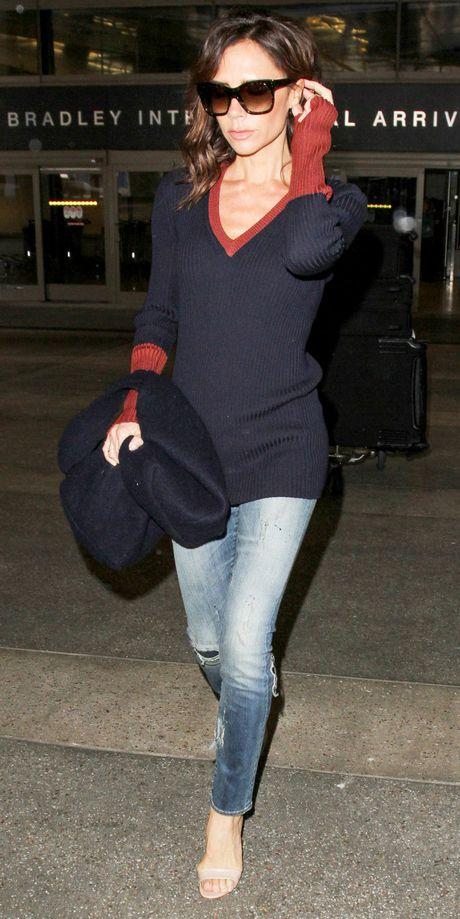 Loat ao len dau mua chung minh dang cap cua Victoria Beckham - Anh 1