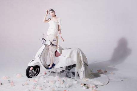 Net hoai co trong bo anh thi stylist cua Lam Thuy Nhan - Anh 5
