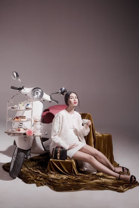 Net hoai co trong bo anh thi stylist cua Lam Thuy Nhan - Anh 6