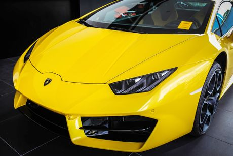 Anh Lamborghini Huracan cau sau thu 2 vua ve Viet Nam - Anh 2