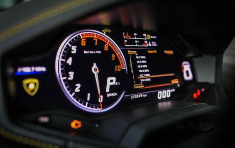 Anh Lamborghini Huracan cau sau thu 2 vua ve Viet Nam - Anh 8