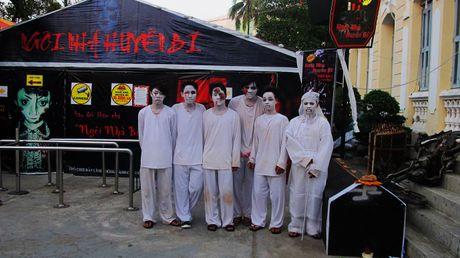 Haloween Party 2016 day mau sac tai he thong Tho Trang - Anh 3