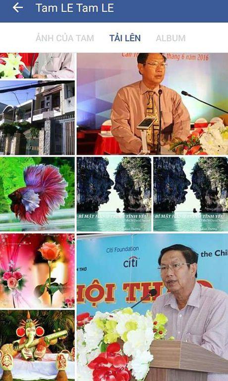 De nghi xoa Facebook gia mao Pho chu tich Can Tho - Anh 1