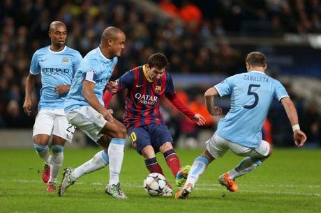 Nhan dinh, du doan ket qua ty so tran Barcelona - Man City - Anh 1