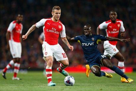 Nhan dinh, du doan ket qua ty so tran Arsenal - Ludogorets - Anh 1