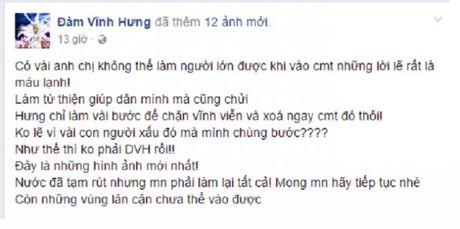 Dam Vinh Hung noi doa, khi long tot bi nghi ngo - Anh 2