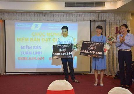 VNPT Vung Tau khoi dong chuong trinh thi dua giua cac Diem ban - Anh 1