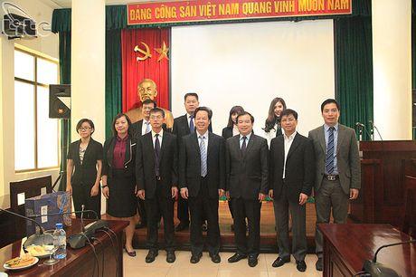 Tong cuc Du lich lam viec voi doan TP. Sung Ta, Quang Tay (Trung Quoc) - Anh 4