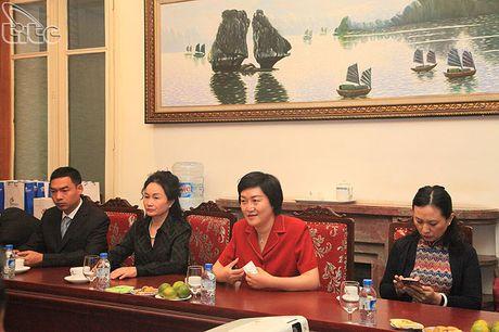 Tong cuc truong Nguyen Van Tuan tiep doan Uy ban phat trien du lich Hai Nam, Trung Quoc - Anh 3