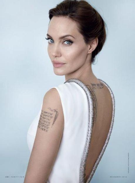 Angelina Jolie di theo hoi kin 'Giac ngo' nen ly hon Brad Pitt? - Anh 1