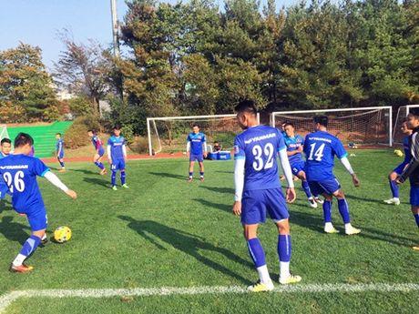 Tuyen Viet Nam nong long so tai FC Seoul - Anh 2