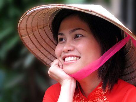 Ve dep nguoi phu nu Viet Nam cung chiec non la - Anh 30