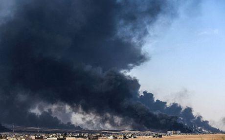 Lien quan can ngan chan phien quan IS o Mosul tron sang Syria - Anh 1