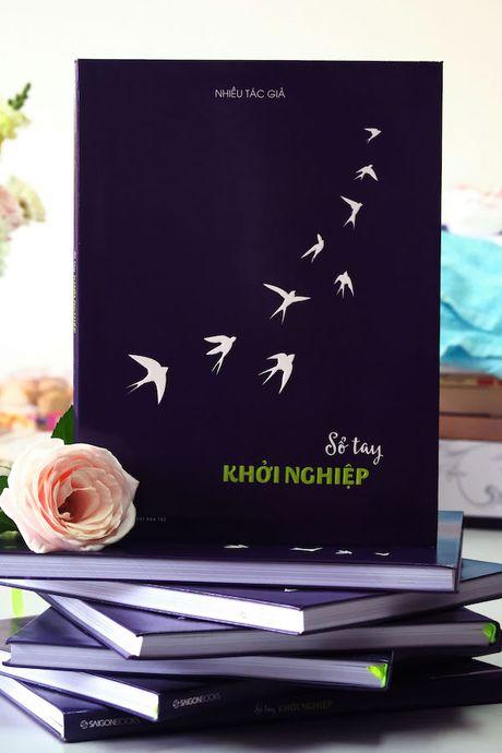 'So tay khoi nghiep': Nhung chia se cua nguoi trong cuoc - Anh 2