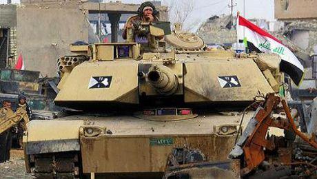 Nga chia ve tinh vao Mosul, quyet up me luoi lon IS? - Anh 1