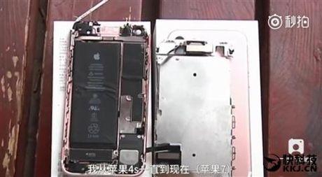 IPhone 7 ngay cang tai tieng, loi chong loi - Anh 1