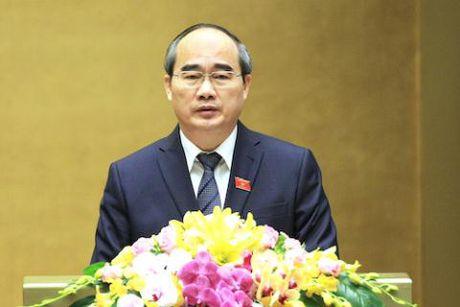 Ong Nguyen Thien Nhan: Cu tri bat binh vu Trinh Xuan Thanh - Anh 1