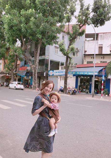 Mac Hong Quan co con trai, van kho la cha guong mau - Anh 3