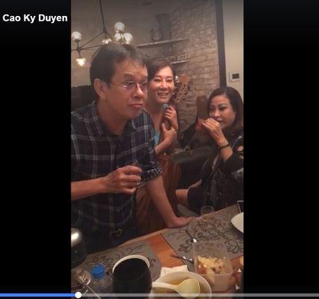 Dap tra ke 'nem da' chuyen tu thien, Ky Duyen 'khong phai dang vua' - Anh 2