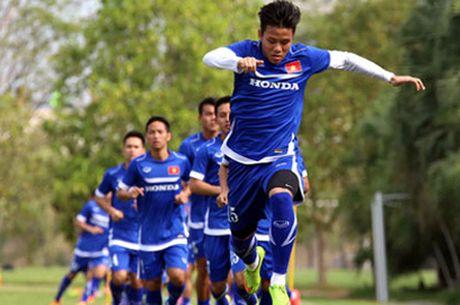 DIEM TIN SANG (20.10): K+ truc tiep tran U19 Viet Nam vs U19 Iraq - Anh 2